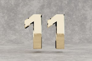 11 signification