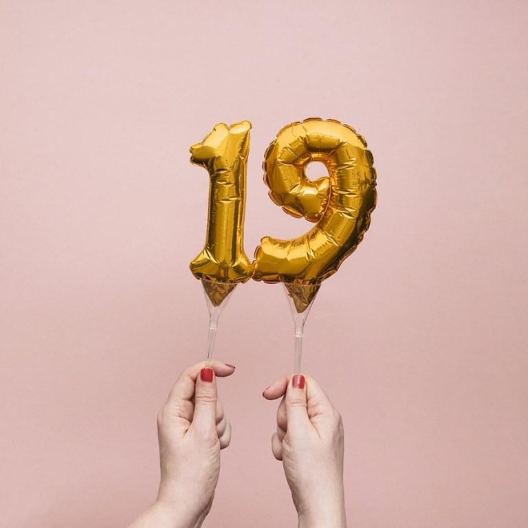 numérologie 19
