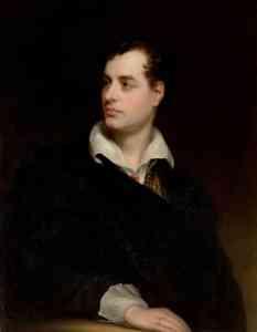 Lord Byron citation bonheur