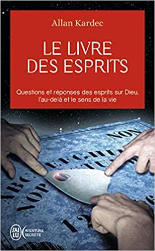 Livre spiritisme