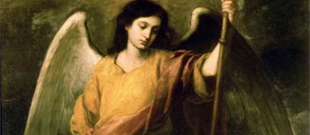 Archanges, l'archange Raphael