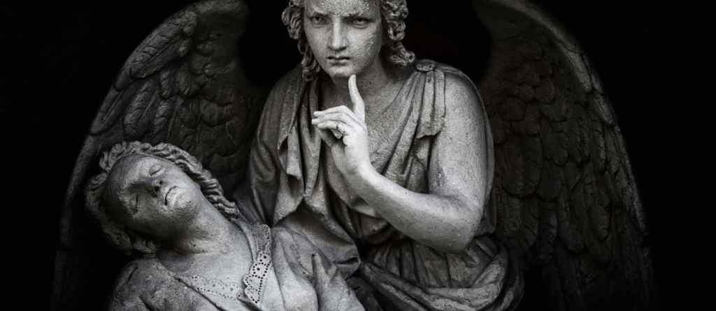 Archanges, Azraël l'ange de la mort