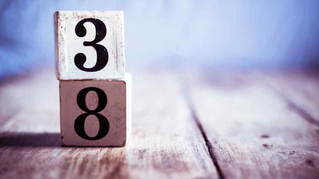 Numérologie 38