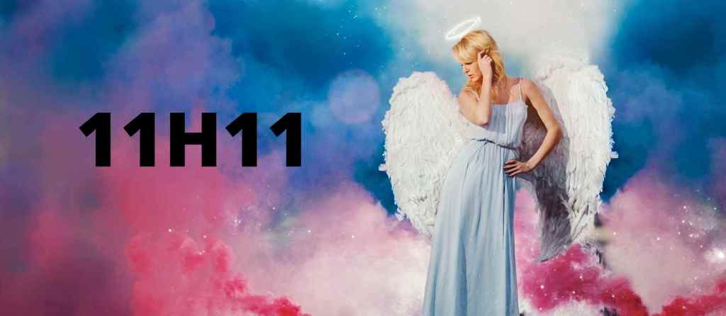 11H11 message des anges