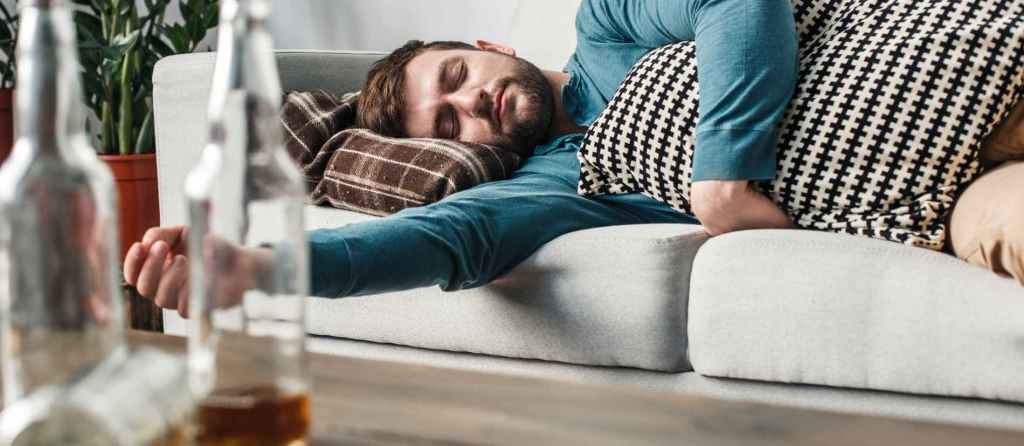 sommeil paradoxal alcool