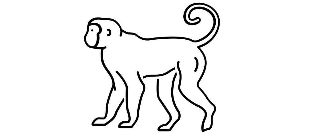 Horoscope maya le singe